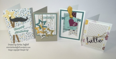 Moonlight DSP Stampin' Up!