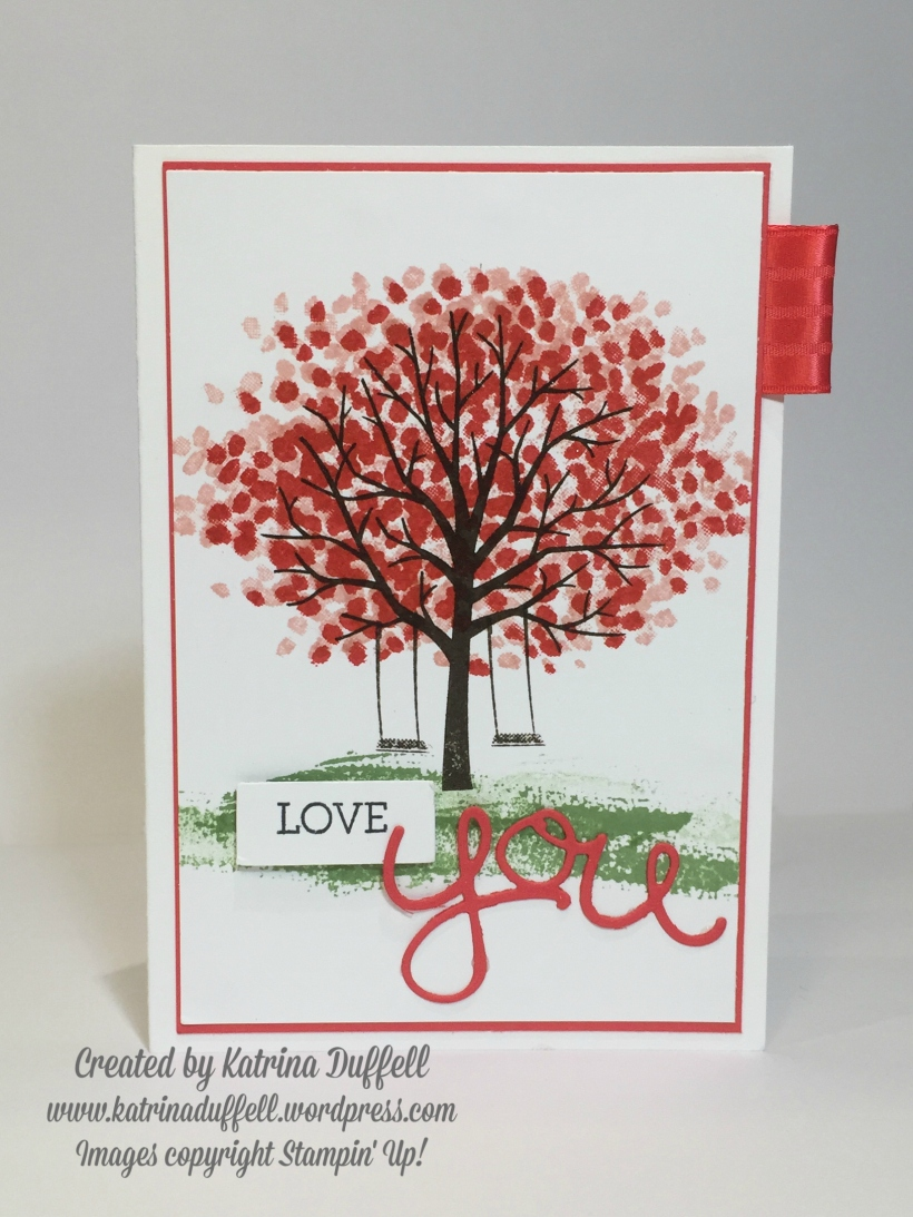 Sheltering Tree Love U