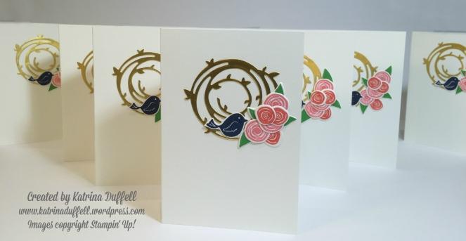 2016.06.09 Swirly Bird Thank you Cards 4