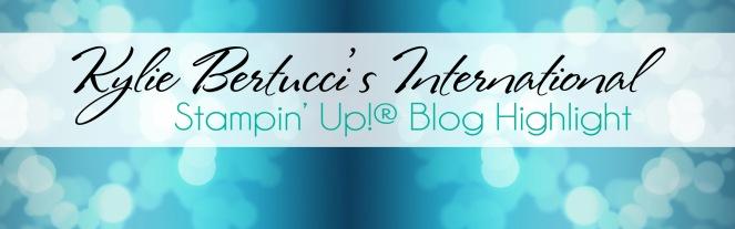 2016.07.15 Kylie Bertucci's International Blog Highlight Banner