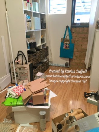 Craft Room Makeover Part 1 01