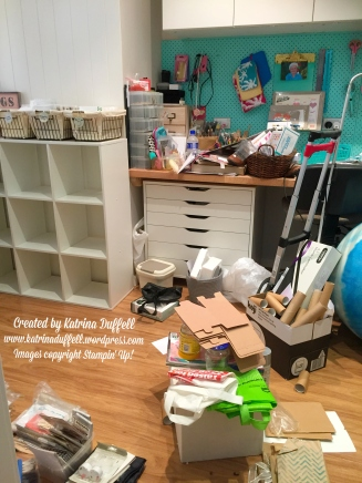 Craft Room Makeover Part 1 02