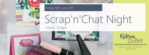 Scrap'n'Chat Night 02