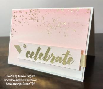 11.04.2017 Celebrate Card