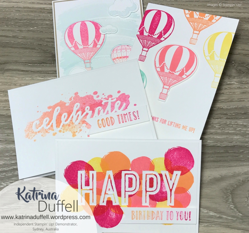 Katrina Duffell – Independent Stampin\' Up!® Demonstrator – Sydney ...